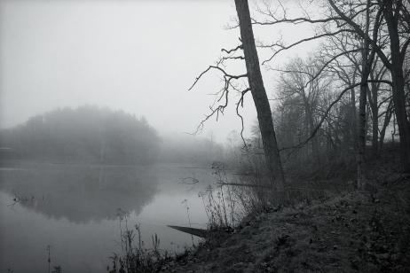 Kendall Lake Fog #2