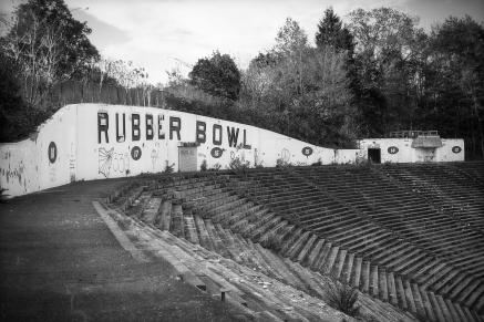 Rubber Bowl 2
