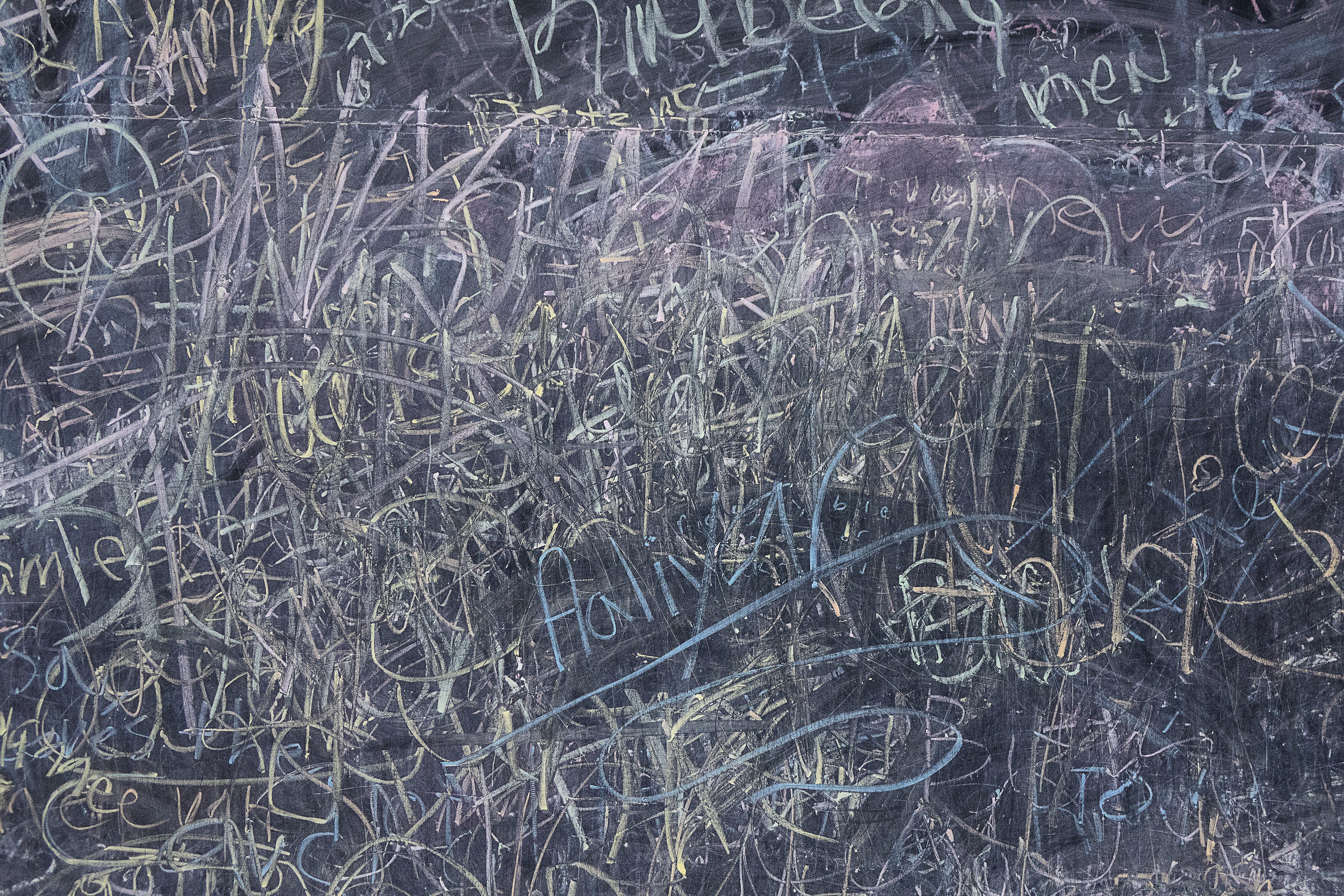 Ode 2 Cy Twombly