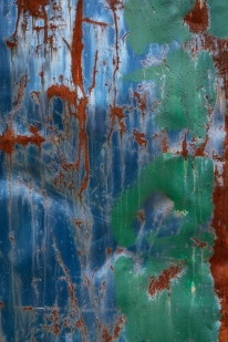 Blue Green & Corrosion