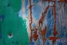 Green Blue & Corrosion