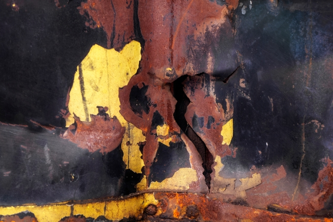 Torn in Rust