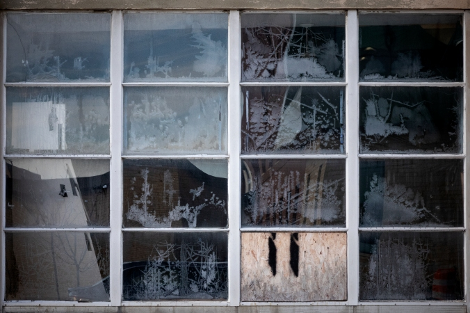 abandoned windows