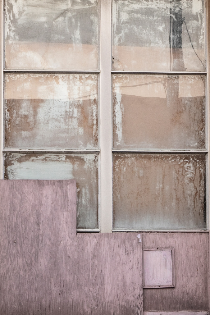 derelict windows