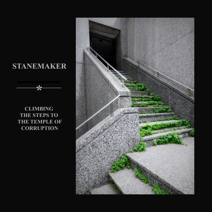 STANEMAKER ALBUM COVER