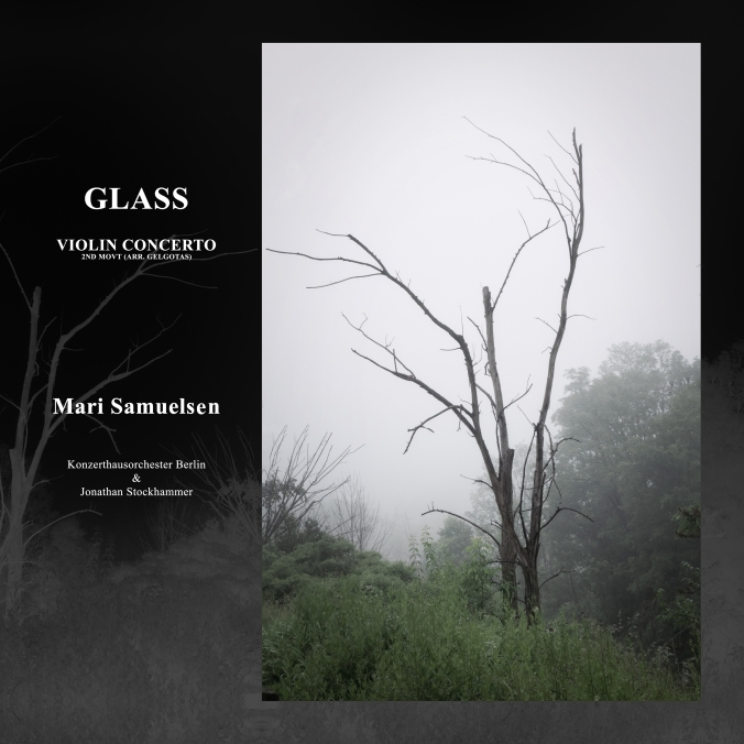 Glass imaginary album cover