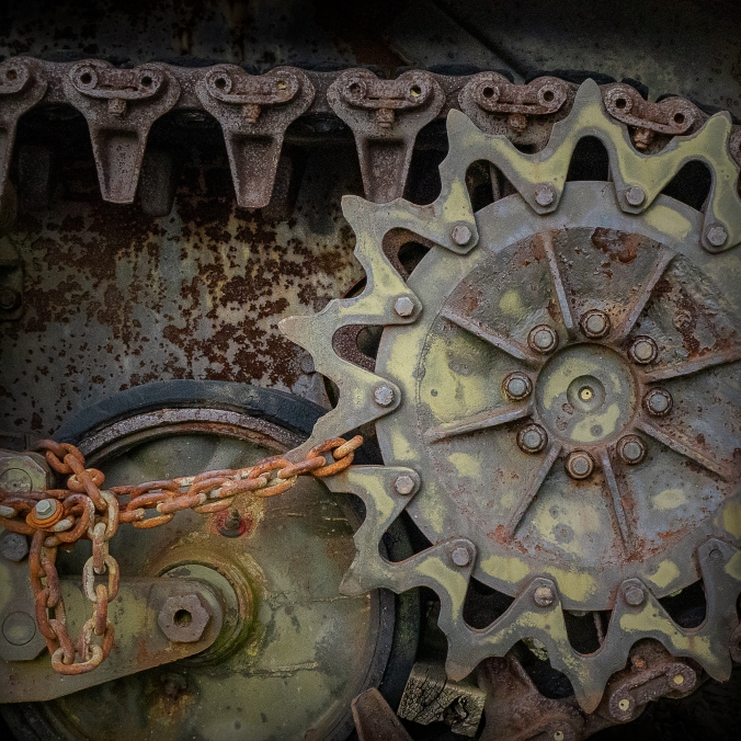 Locked & Rusted