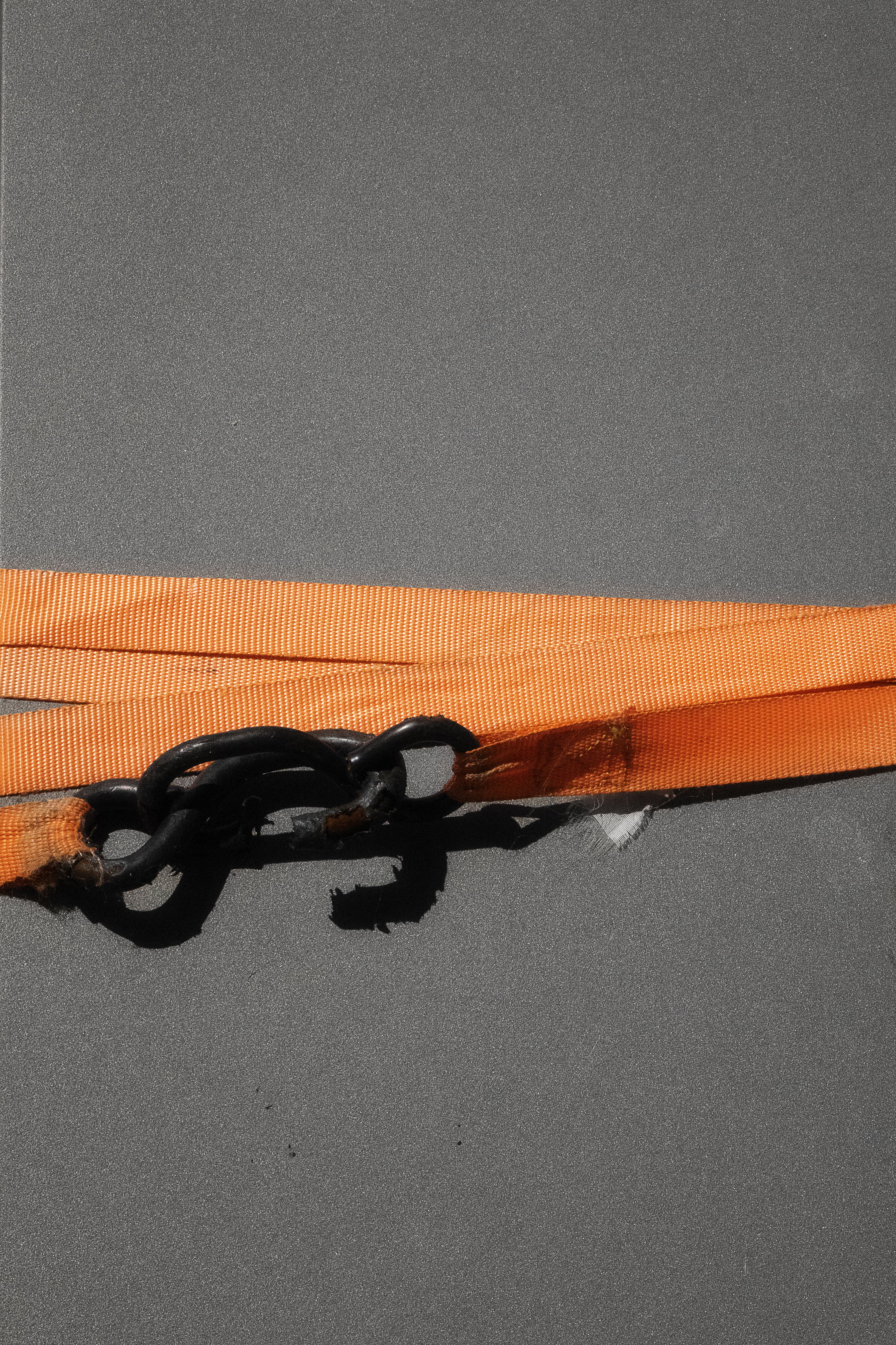 Orange Strap