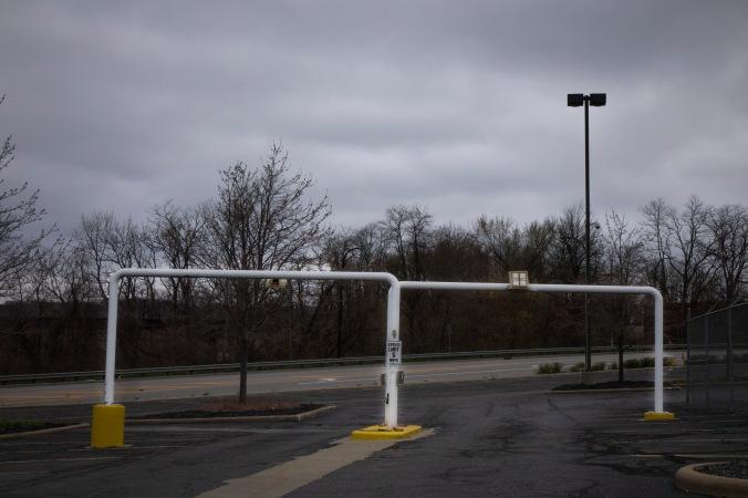 Goal posts for Autos