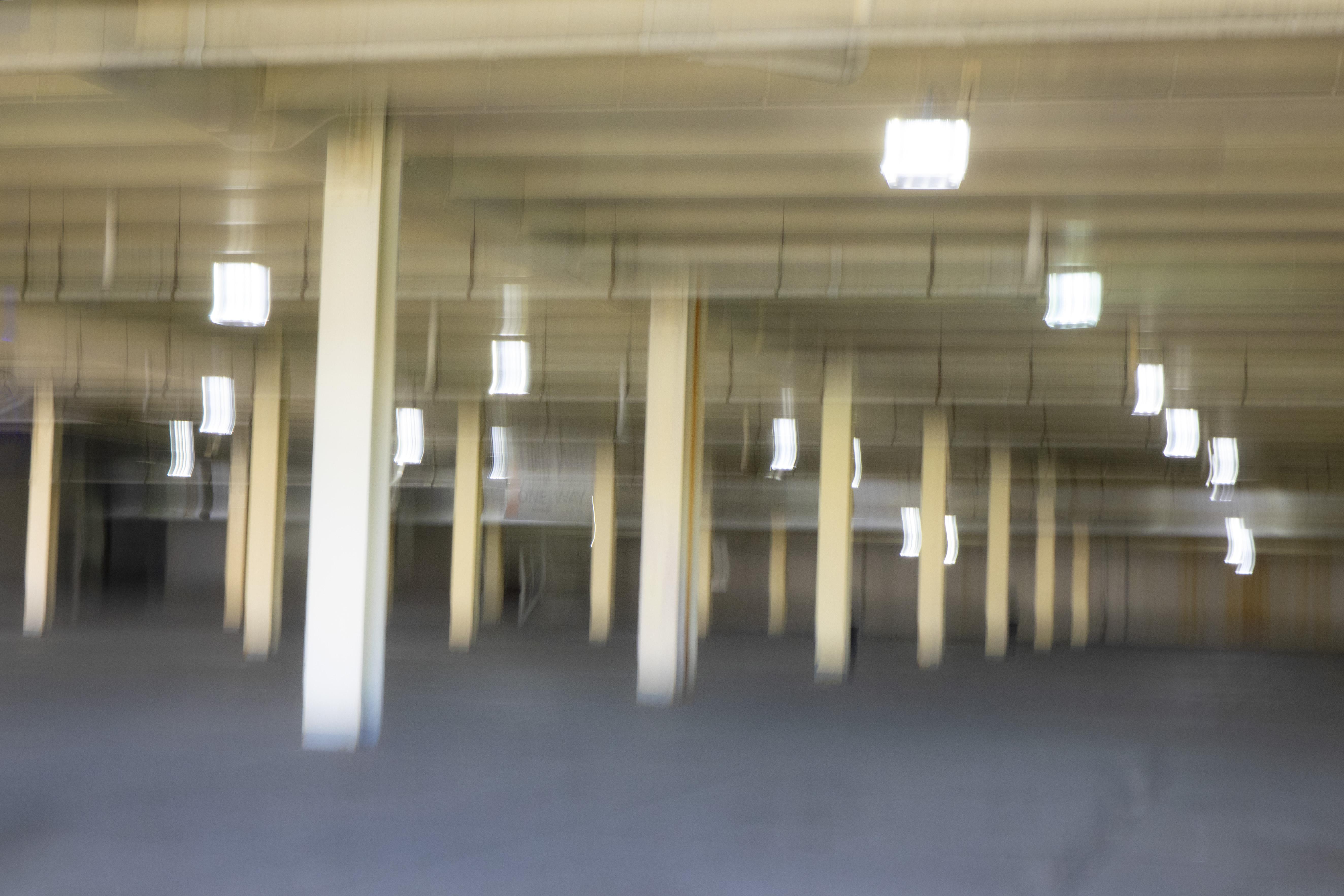 Carpark Blur